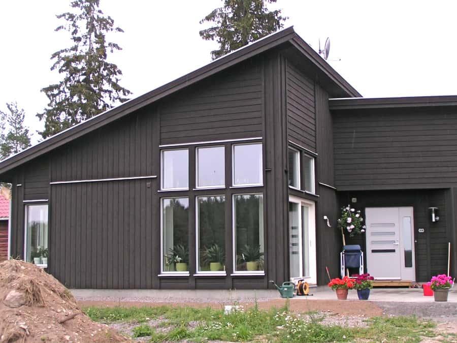 Zweeds wonen begint bij moose f rg matte verf in echte zweedse kleuren - Scandinavische kleur ...