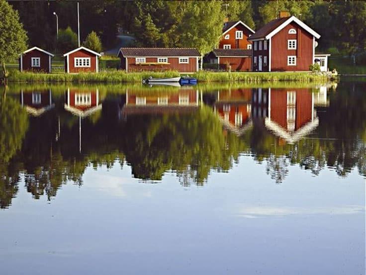 Zweedse-verf