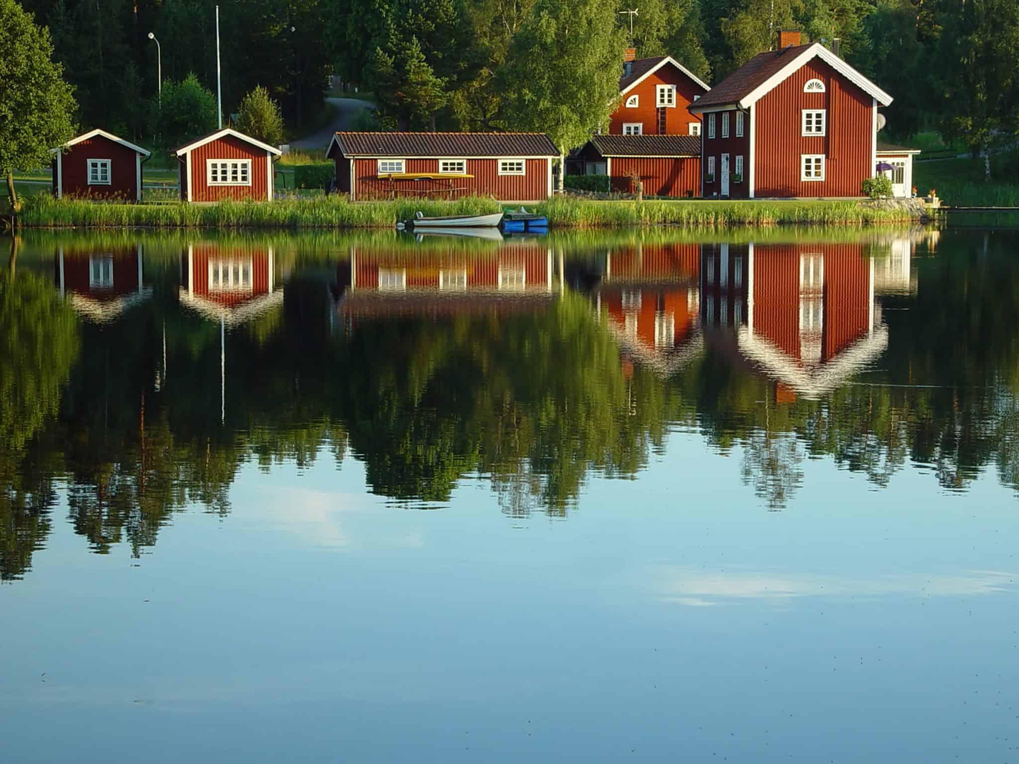 Zweeds-rood