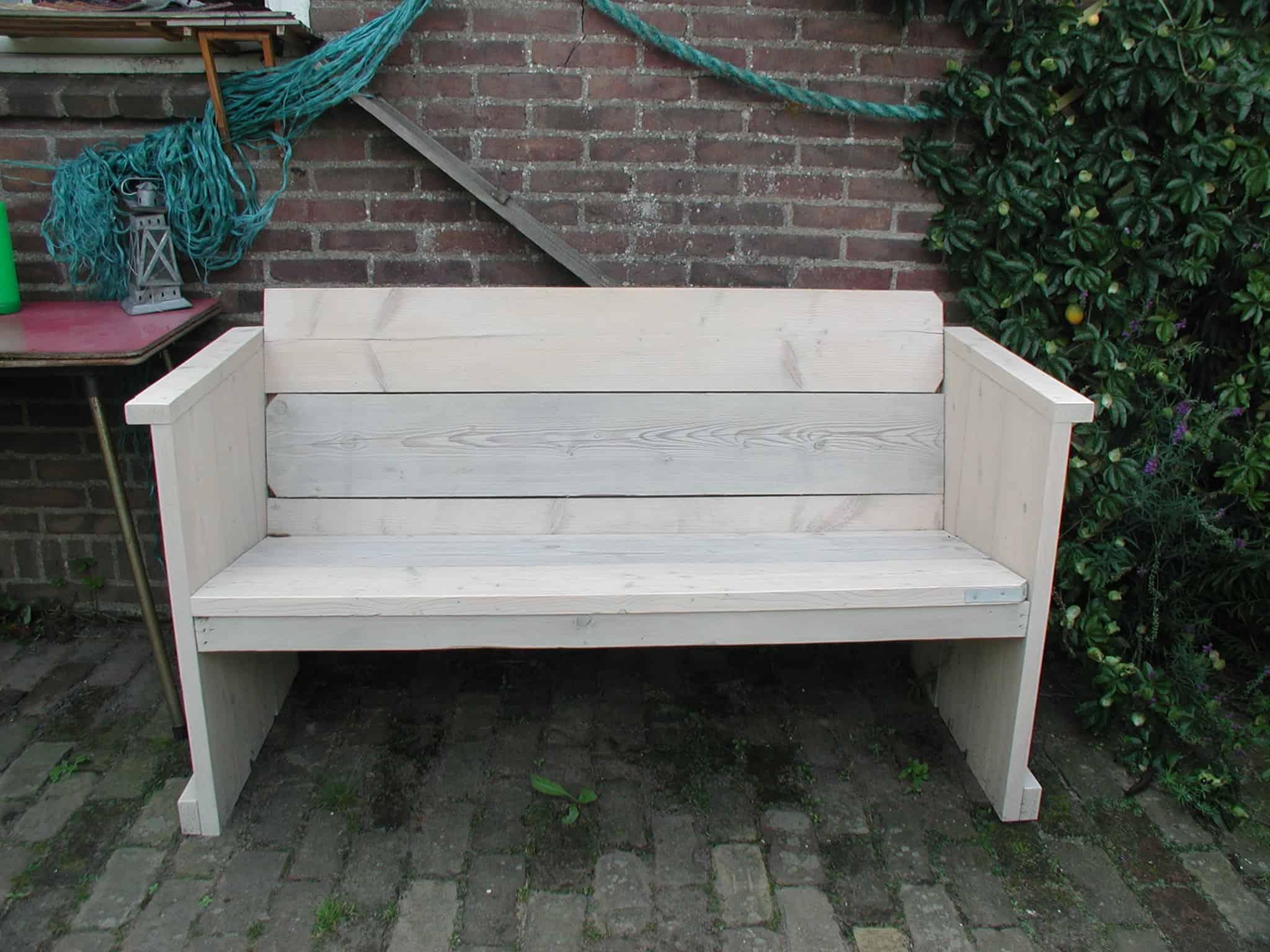 Steigerhout Verf Steigerhout Beits Steigerhout White Wash