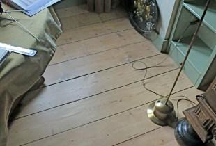 Vloer lakken met matte vloerlak TOPP
