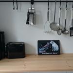 keukenplank lak TOPP