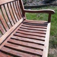 houten meubels tuinmeubels impregneren