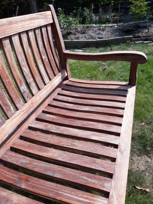 houten meubels impregneren tuinmeubels impregneren