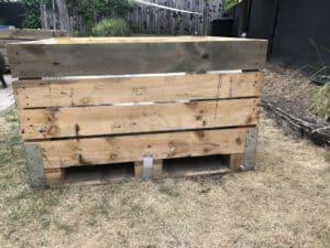 hout vergrijzen douglas