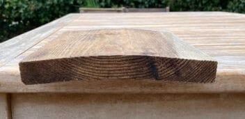 Kromtrekken hout