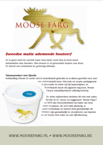 Moose F, S, RDM